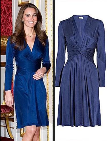 Кейт миддлтон 2017-2018 платья