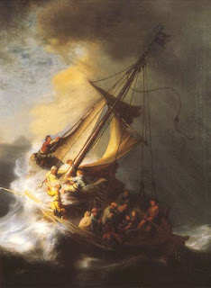 The Ship in the Storm