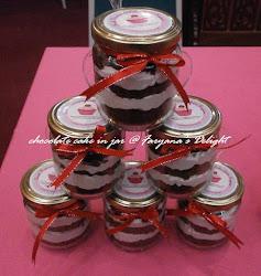 Cake in Jar