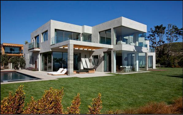 Fachadas casas modernas julio 2013 - Modelos de fachadas de casas modernas ...