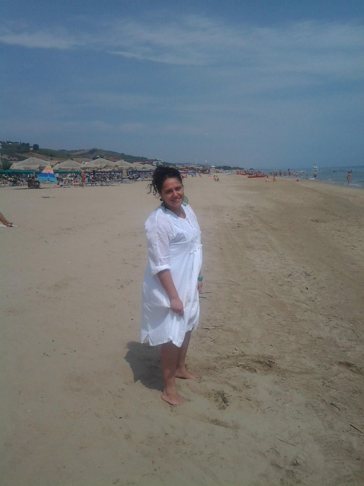 Smilingmonnalisa: silvi #2: una passeggiata in riva al mare