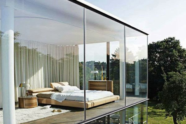 design rumah kaca model rumah modern