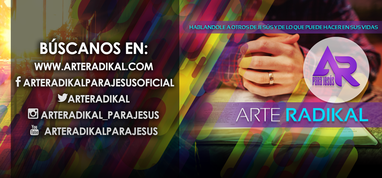 Nuestras Redes Sociales