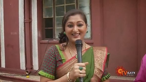 Chinna Sandhippu – TV Serial Actress Rekha  21-12-2013