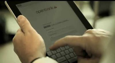 Openbank lanza aplicación novedosa para ipad