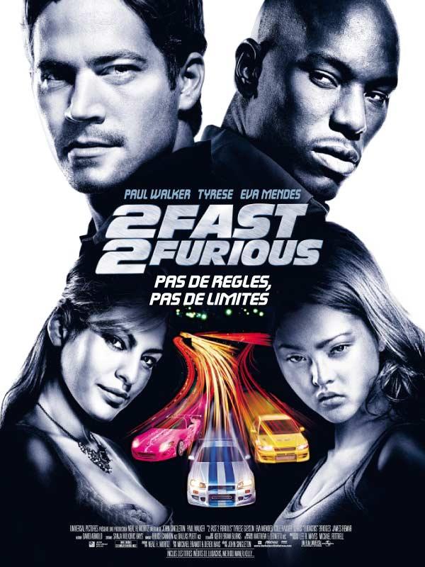 2 Fast 2 Furious เร็วแรงทะลุนรก ภาค 2 HD 2003