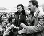 Ρούντι Ντούτσκε, Ραλφ Ντάρεντορφ (Φράϊμπουργκ, 1968 - H «επί της στέγης του αυτοκινήτου συνομιλία»)