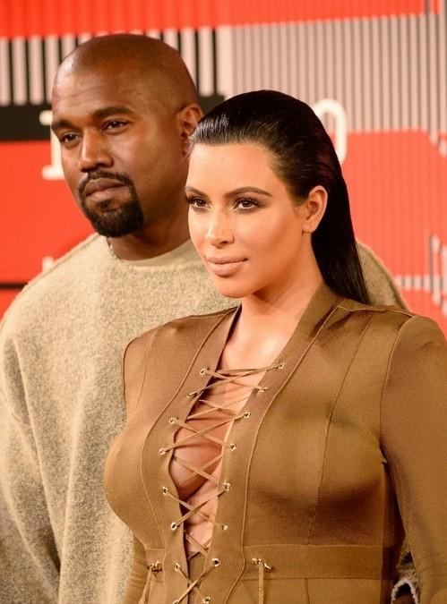 Kardashian Bandage Dress Domineering Side Leakage