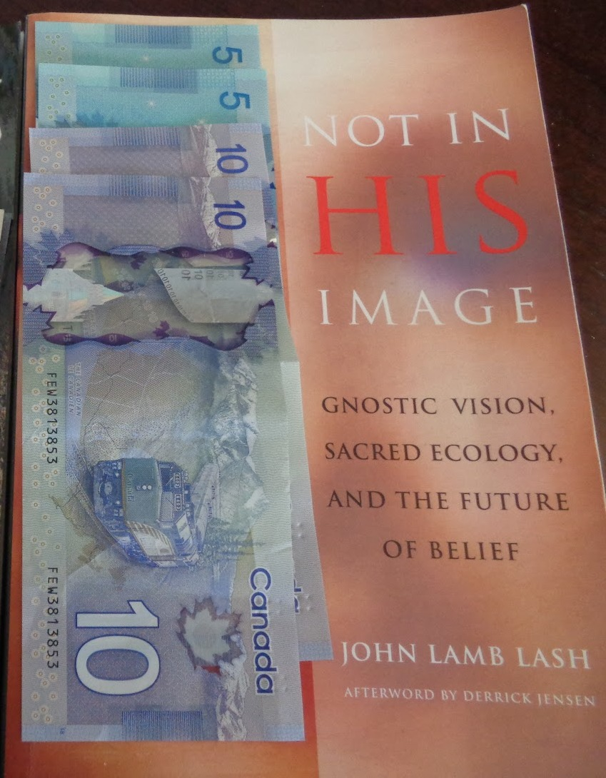 """Not In His Image"" John Lamb Lash"