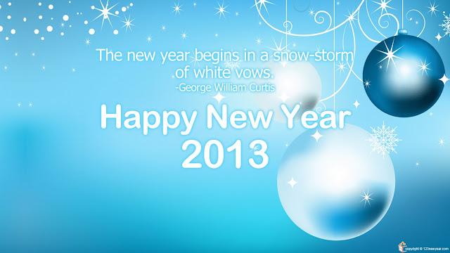 Hinh nền năm mới 2013, hinh nen dep 2013