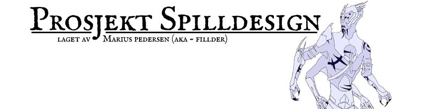 Prosjekt Spilldesign