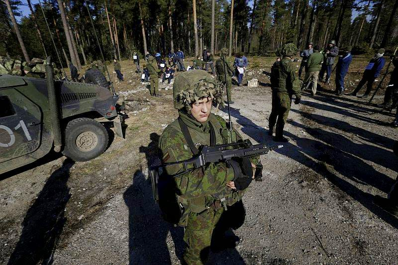 Takut Diserang Rusia, Lithuania Rekrut Sukarelawan