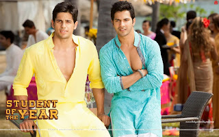 Varun Dhawan, Sidharth Malhotra HD wallpaper
