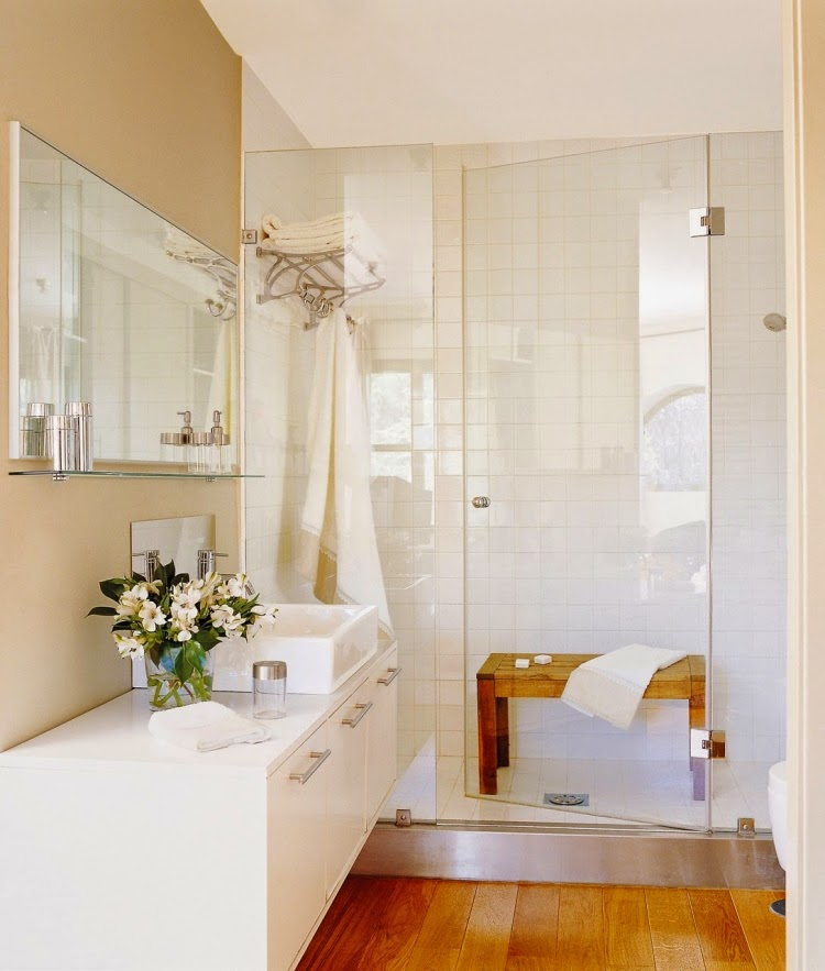 15 Great Ideas For Modern Bathroom Designs With Glass Shower
