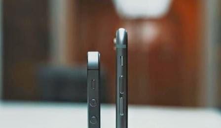 Detai wujud iPhone 6 terungkap sebelum resmi diumumkan