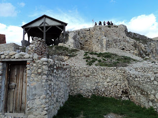 Rasnov Fortress (Brasov, Transylvania) - Point of view photography