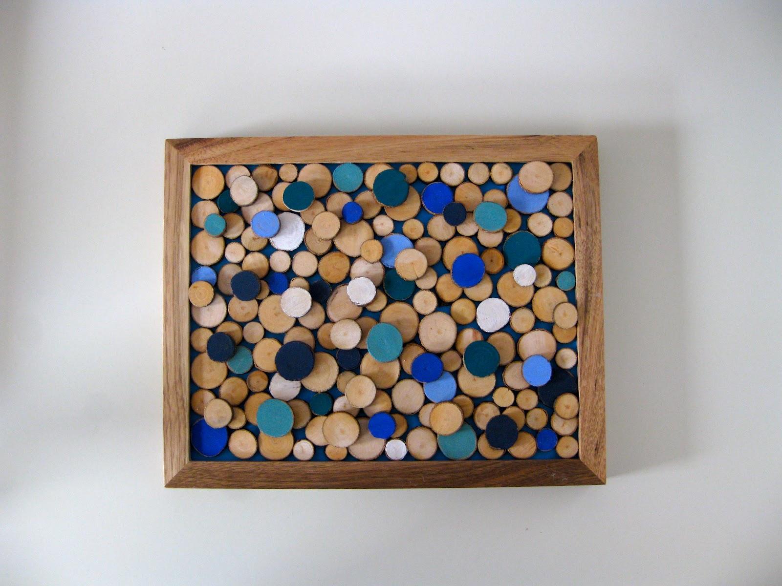Knutselen met hout 3 - Kleur schilderij slaapkamer volwassenen ...