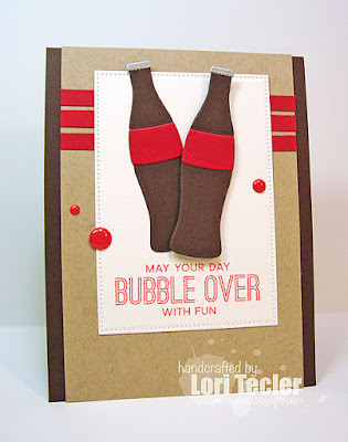 May Your Day Bubble Over card-designed by Lori Tecler/Inking Aloud-stamps and dies from My Favorite Things