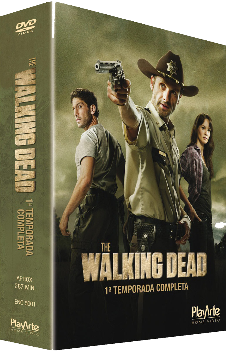 Download De The Walking Dead 1 Temporada Dublado Em Avi
