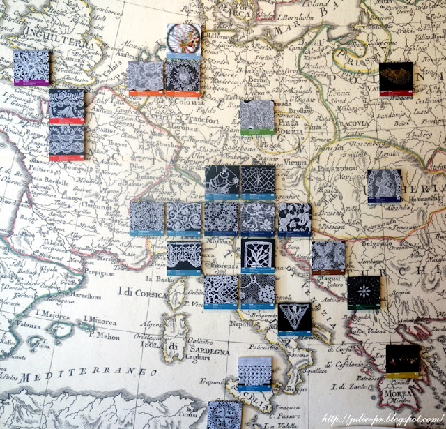 Музей кружева, Бурано, Италия, буранское кружево, Museo del Merletto, Burano, Italy