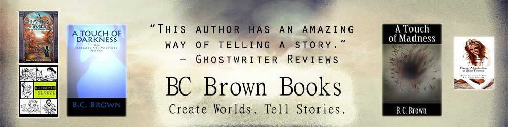 BC Brown Books