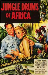 TAMBORES DA ÁFRICA - 1953