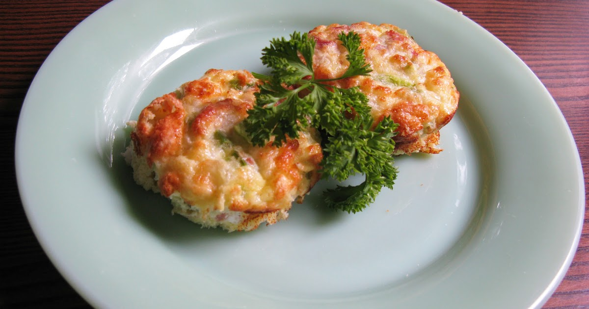 Food for A Hungry Soul: Individual Baked Omelet