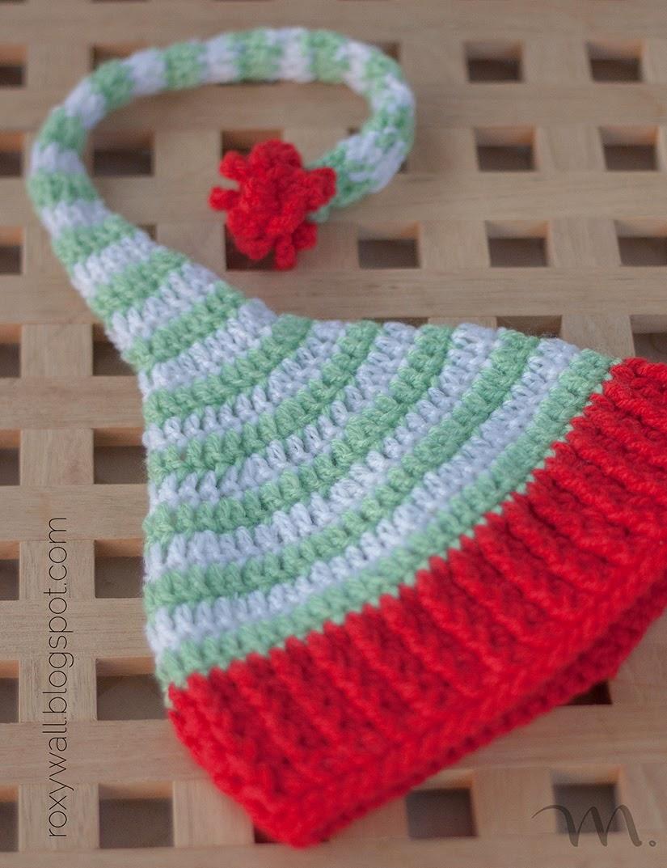 Roxy Wall: Gorro de elfo para bebé