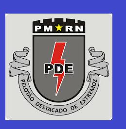 BRASÃO DO PELOTÃO PM DE EXTREMOZ