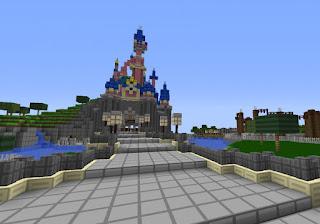 palacio de disney
