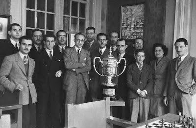 Miembros del Club Ajedrez  Barcelona