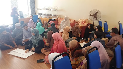 Ceramah Micro Teaching bersama Guru dari Pengurusan Al-Amin / Musleh