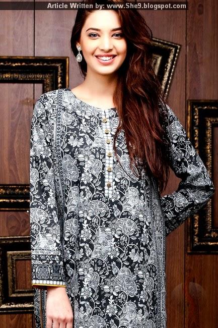 Zeen's Best Khaddar Dresses
