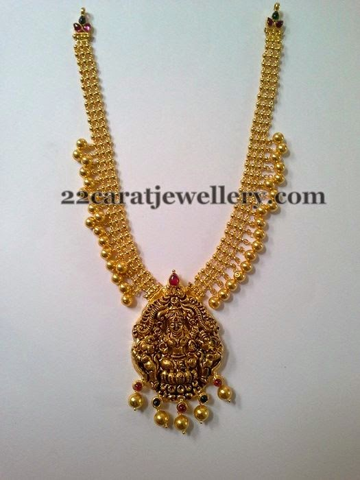 Kundan Set with Nakshi Locket