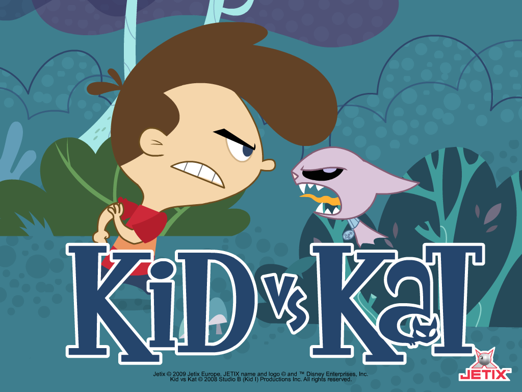 Unos juegos flash de kid vs kat