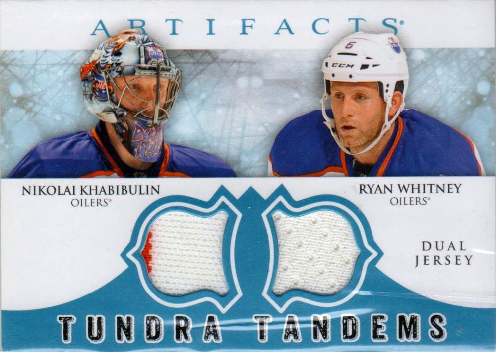 Take a look at the possibility nikolai khabibulin being traded as we gear up for nhl trade deadline 2012