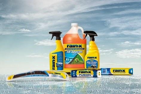 Rain-X products