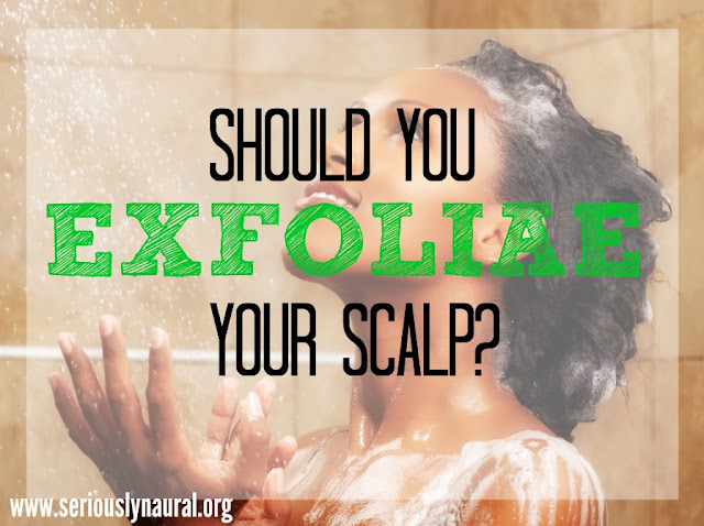 Should You Exfoliate Your Scalp?