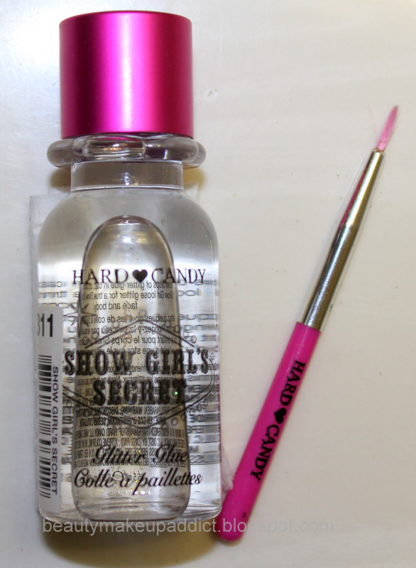 Best eye glitter glue