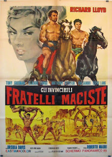 Os Invencíveis Irmãos Maciste (1964)