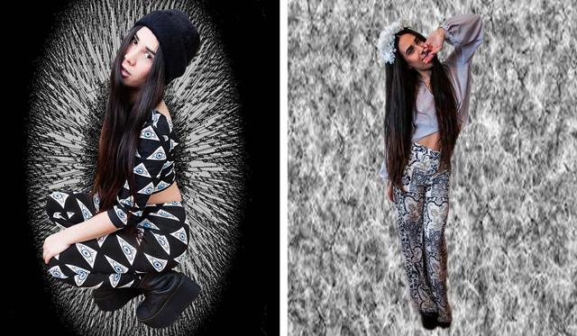blogger, fashion, edgy. look