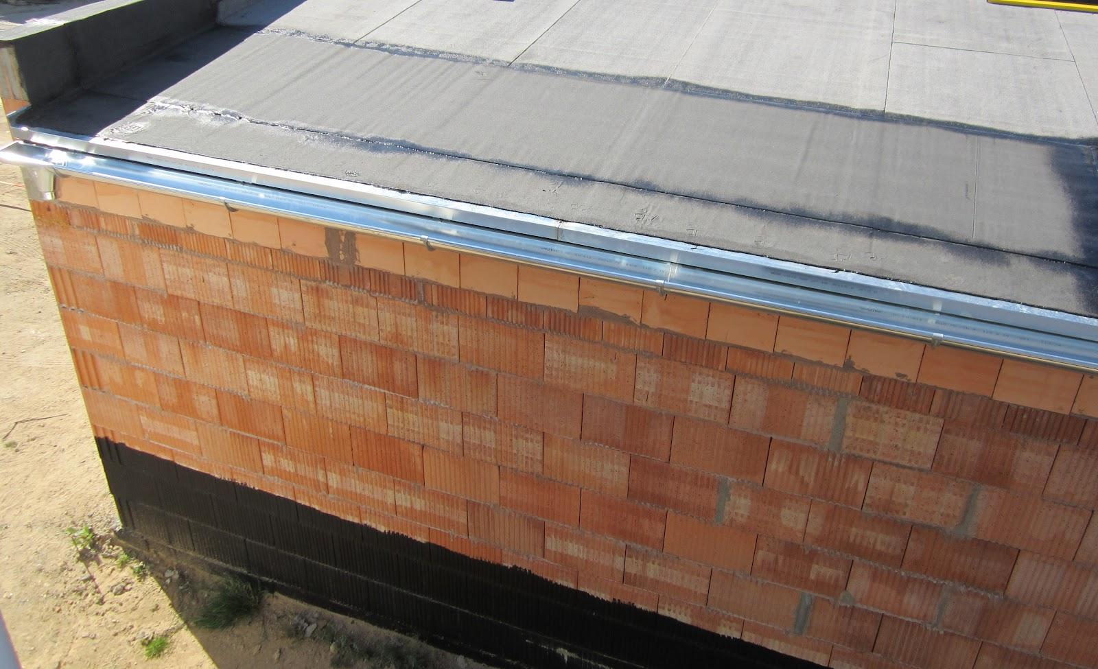 unser hausbau garage in eigenleistung 2 lage bitumenbahn angeschwei t. Black Bedroom Furniture Sets. Home Design Ideas