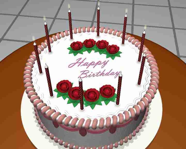 Images Kue Ulang Tahun : kue ulang tahun resep kue ulang tahun bahan utama kue