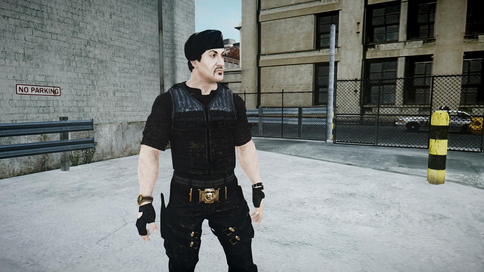 GTA 5,GTAV,GTA IV Mods and Skins: The Expendables 2 Pack*Updated*