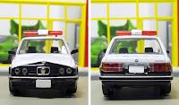 LV-N113a BMW 325i tomica limited vintage japanese police