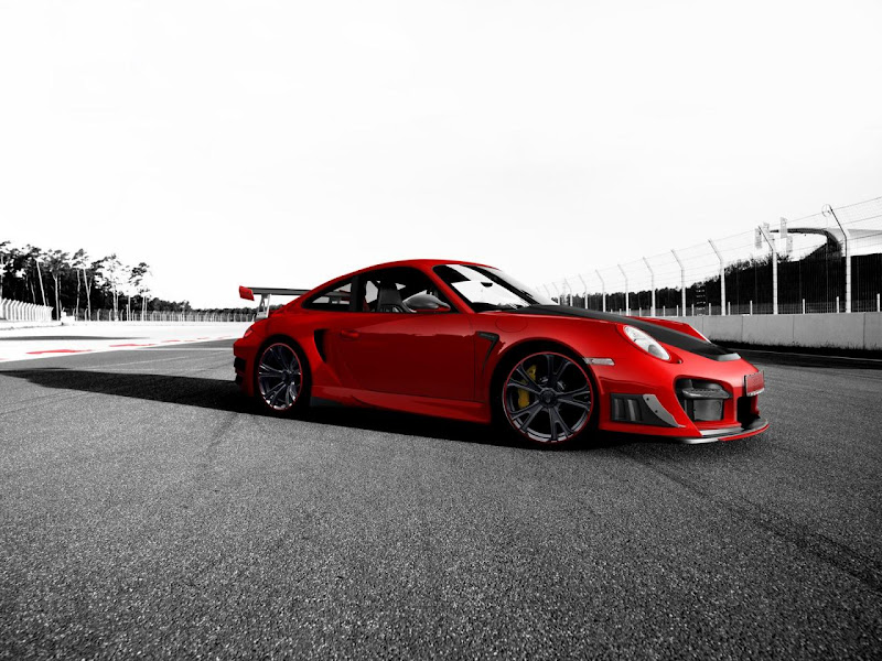 2011 TechArt Porsche 911 GT2 RS