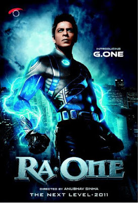 RA.One (2011) DvDScr 575MB