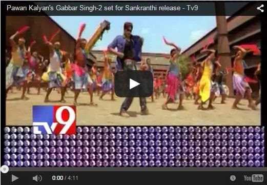 Pawan Kalyan's Gabbar Singh-2 set for Sankranthi release | Latest Telugu News | HD Videos