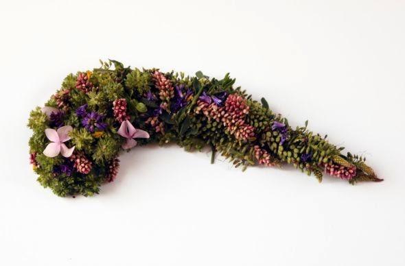 Camila Sitarama Carlow arranjos plantas flores órgãos humanos Pâncreas