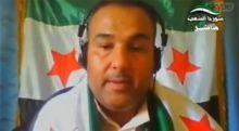 صحافي سوري منشق , بشار الأسد ينام ساعة واحدة ويشاهد 16 قناة معارضة